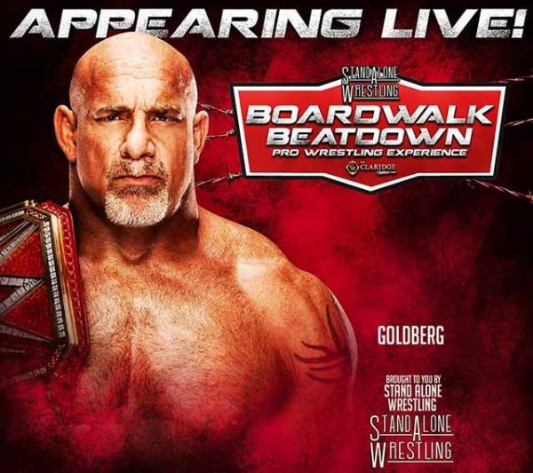Boardwalk Beatdown
