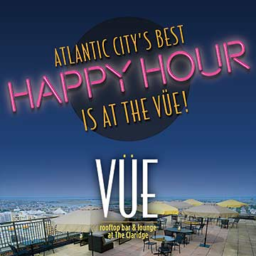 Happy Hour at the VUE