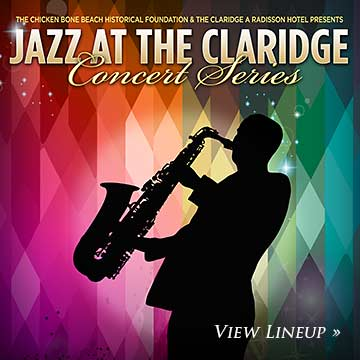 Jazz at the Claridge