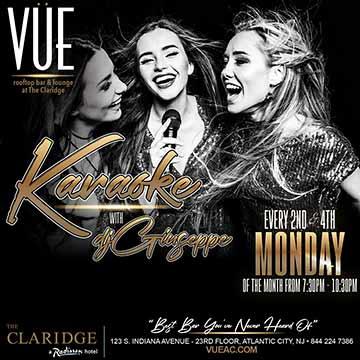 Karaoke at VUE