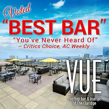 VUE Voted Best Bar