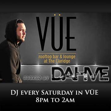 DJ at VUE