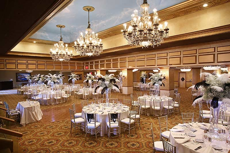 event space rental and meeting room rental near atlantic city nj from claridge a radisson hotel