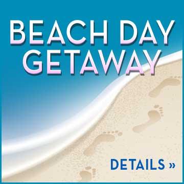 Beach Day Getaway