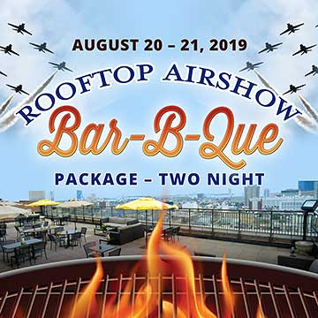 Airshow 2 night package